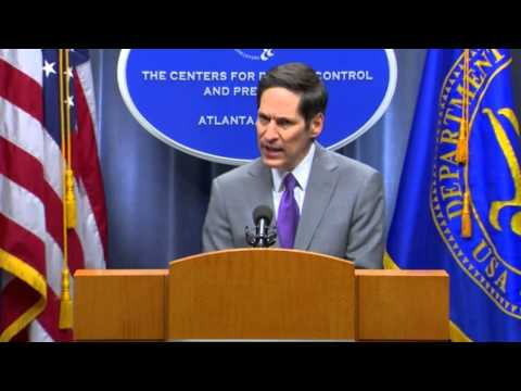 CDC: First American patient contracts Ebola