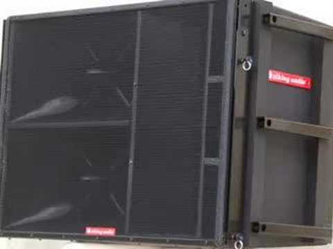 Viking audio line array