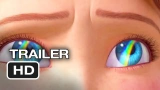 Dorothy Of Oz Official Trailer (2013) - Hugh Dancy, Patrick Stewart Animated Movie HD