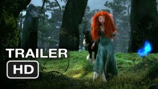 Brave Official Trailer (2012) Pixar Movie HD