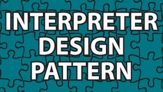 Interpreter Design Pattern