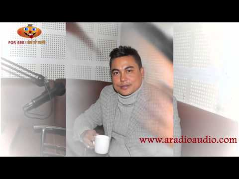 Funny Interview with Sandip Chhetri in radio audio