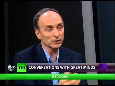 Conversations w/Great Minds - Jeffrey Smith GMOs - Seeds of Deception P2