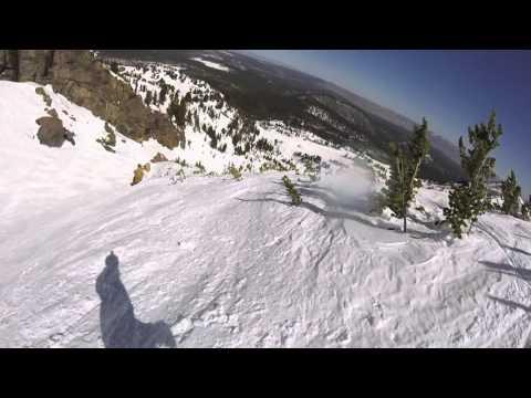 GoPro Line of the Winter: Bernard Rosow - Mammoth Mountain, California 04.04.16 - Snow