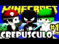 Floresta do Crepusculo #1 ft. Monark e Feromonas - Minecraft