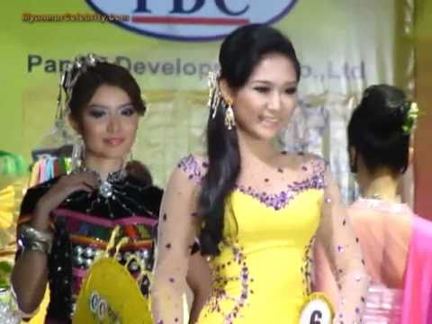 Miss Tourism Beauty Pageant 2011, Yangon, Myanmar