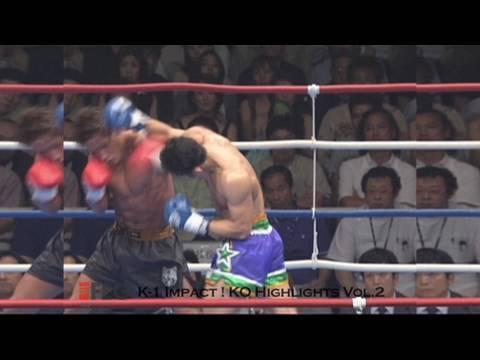 K-1 Impact! KO Highlights Vol.2