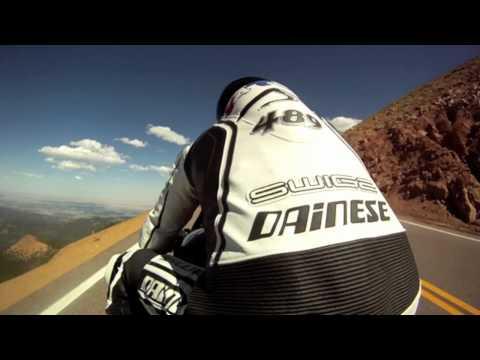 Chip Yates 2011 Pikes Peak - Full Record Setting Race!
