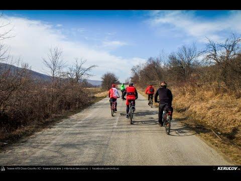 VIDEOCLIP Traseu MTB Buzau - Vernesti - Hales - Urlati - Valea Calugareasca - Bucov - Ploiesti