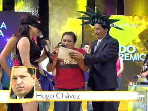 Â¿Pichichi? Confunden a Hugo Chavez con Hugo Sanchez