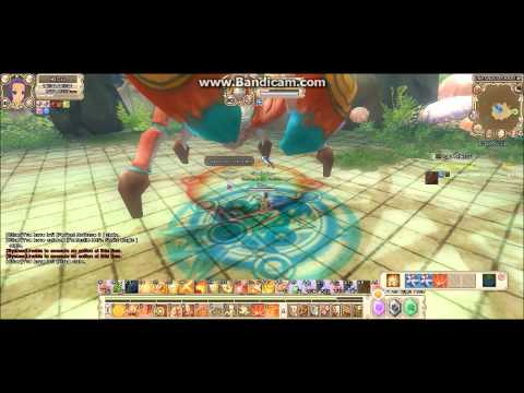 Grand Fantasia Greed Boss Fight