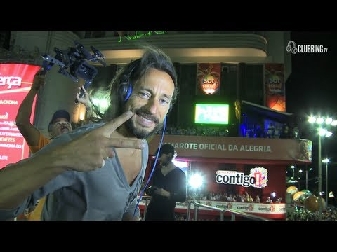 Clubbing TV presents PYHU - Bob Sinclar & Mark Ursa @ Bloco YES Brazil - 2012