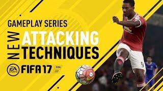 NOVO V�DEO DE FIFA 17 MOSTRA FORMAS DIFERENTES DE ATAQUE