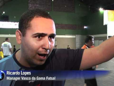Futsal: Brasiliens Fußball-Stars von morgen