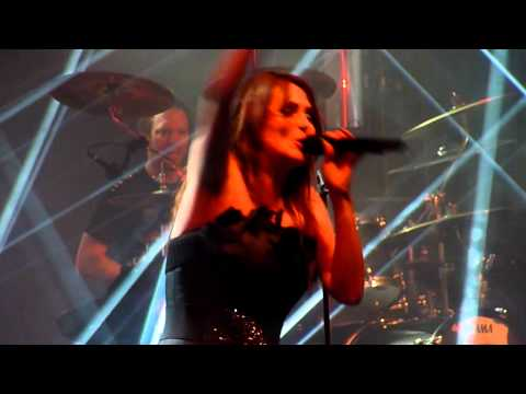 Within Temptation - Faster, Live @ Arenan 2011