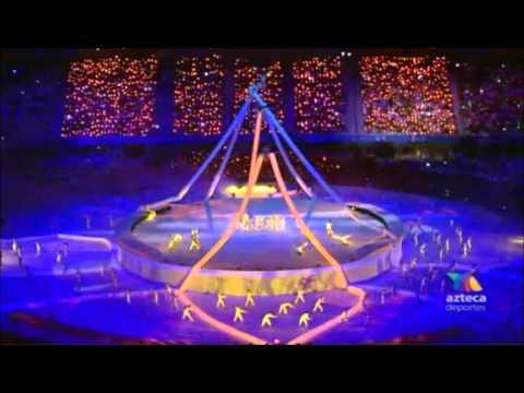 Inauguracion Juegos Panamericanos Guadalajara 2011 [Nortec Collective presents: Bostich + Fussible]