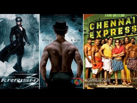 2013 Top Upcoming Bollywood Films : Updated Movies List - Release Dates, Cast & Crew Details
