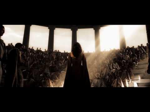 300 : Glorious Day - Lena Headey as Queen Gorgo (HD)