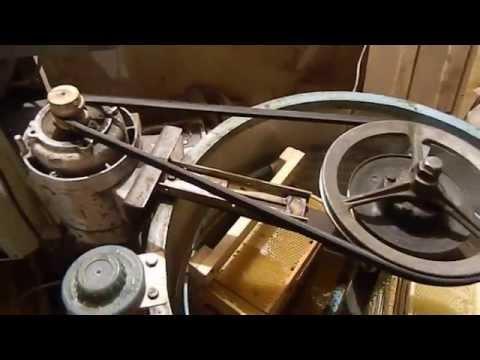 Медогонка из стиральной машины своими руками