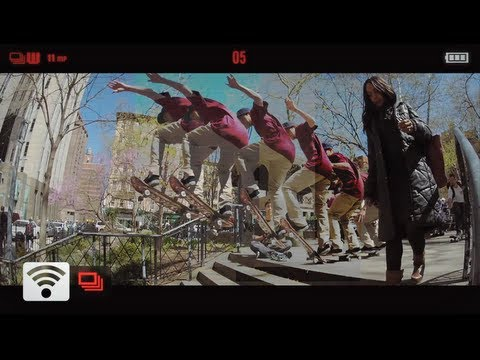 Звезда скейтбординга Райан Шелтер откатывает в Нью Йорке