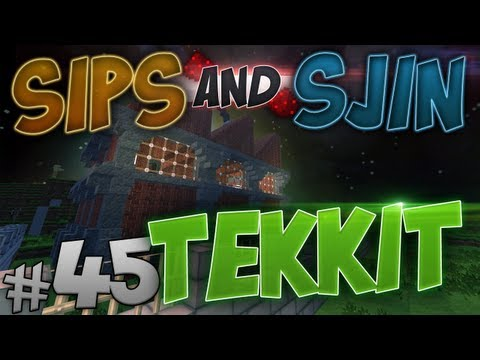 Tekkit - Episode 45 - Blu Nuke