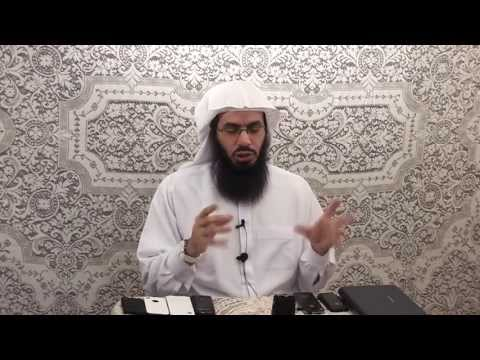 TAWHEED #8- Explanation of The Three Fundamental Principles - Shaykh Ahmad Musa Jibril