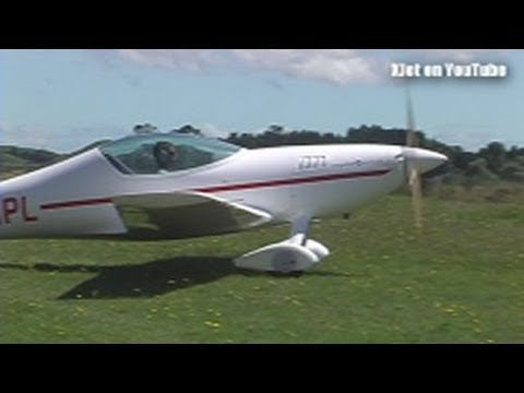 A 200-knot microlight (great candidate for an RC model plane) - default