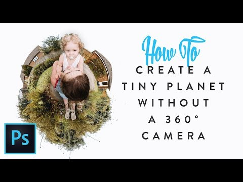 HOW TO GoPro Tiny Planet   TUTORIAL