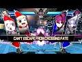 Фрагмент с середины видео MIKA VS YUZURIHA!  BlazBlue Cross Tag Battle DLC Wave 3 Finale