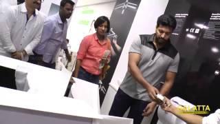 Jayam Ravi launches Naya Gadget Showroom 29-07-2015 Red Pixtv Kollywood News | Watch Red Pix Tv Jayam Ravi launches Naya Gadget Showroom Kollywood News July 29, 2015