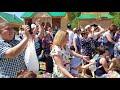 Фрагмент с середины видео Сабантуй 2018 КАЗАНЬ / Фирдус Тямаев зажигает