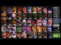 Фрагмент с начала видео Ultimate Custom Night (FNAF 7) Прохождение #1 ✅ ВСЕ ФНАФ В ОДНОМ!