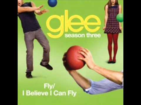 Glee - Fly / I Believe I Can Fly (Acapella)