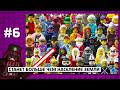 Фрагмент с середины видео 10 удивительных фактов о LEGO