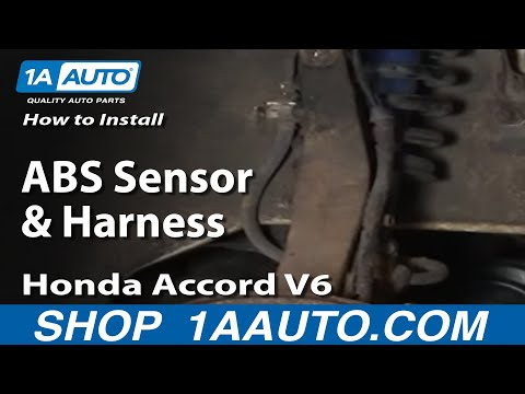 1AAuto.com Replace ABS Sensor and Harness Honda Accord 94-97 Odyssey 95-98 Acura CL 97-99