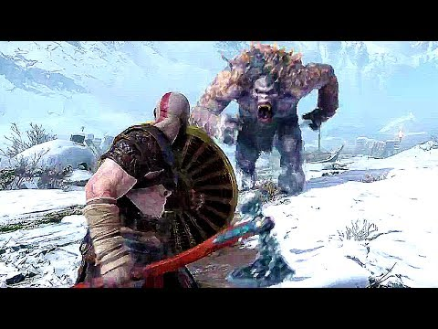 GOD OF WAR 4 - 15 Minutes of Gameplay Demo PS4 (2018) - UCtAzYb6zKExIG41FLFtEFQQ
