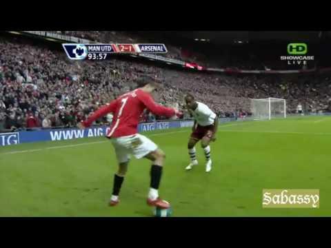 Cristiano Ronaldo Dribble 93rd Minute HD