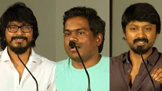 Watch I Can't Replace 'Thala' Ajith, but I Have Replaced Arya: Kreshna | Yatchan Audio Launch Red Pix tv Kollywood News 04/Aug/2015 online
