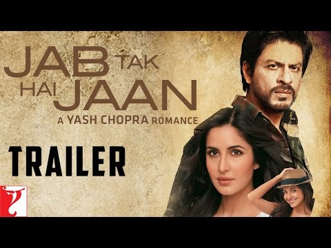 Jab Tak Hai Jaan - Trailer (with English Sutitles) - Film releasing November 13