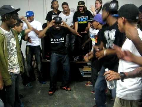 Tight Eyez aka Styleripper aka NY Madness aka Madd Ripp Vs. Shaykez - Tight Eyez Round 1