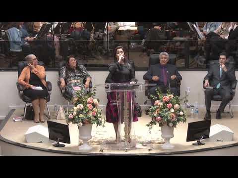 Angela Martins - No controle de Deus - 16 09 2018
