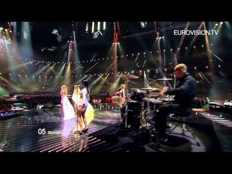 Twiins - I-m Still Alive (Slovakia) - Live - 2011 Eurovision Song Contest 2nd Semi Final