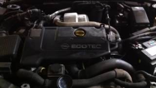 ДВС (Двигатель) Opel Vectra B Артикул 50965973 - Видео