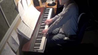 Zelda Medley - Zora's Domain | Gerudo Valley | Ballad of the Goddess for Piano Solo