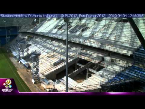 Polish stadiums of UEFA EURO 2012 - progress of work [new version]
