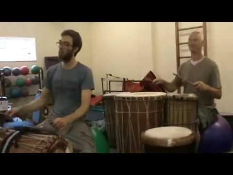 Drumming & Pilates 2