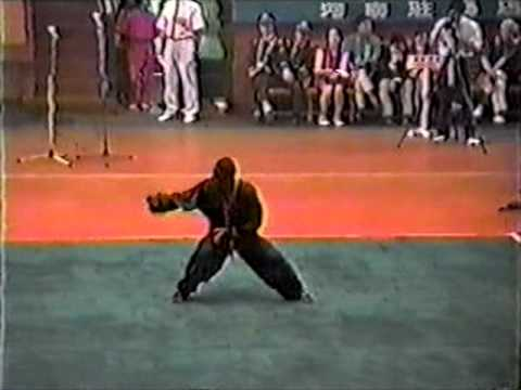 Tracy Fleming Amazing Kung Fu Exhibition.mpg