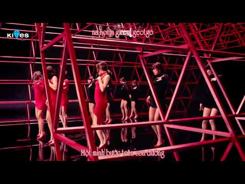 [Vietsub + Kara ] Alone - Sistar