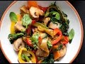 Юлия Высоцкая — Овощи по-китайски