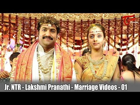 Jr. NTR - Lakshmi Pranathi - Marriage Videos - 01